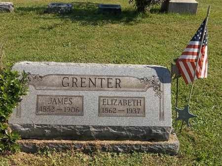 GRENTER, ELIZABETH - Trumbull County, Ohio | ELIZABETH GRENTER - Ohio Gravestone Photos