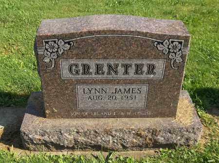 GRENTER, LYNN JAMES - Trumbull County, Ohio   LYNN JAMES GRENTER - Ohio Gravestone Photos