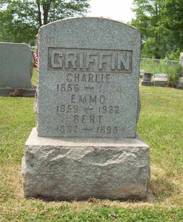 GRIFFIN, CHARLIE - Trumbull County, Ohio | CHARLIE GRIFFIN - Ohio Gravestone Photos