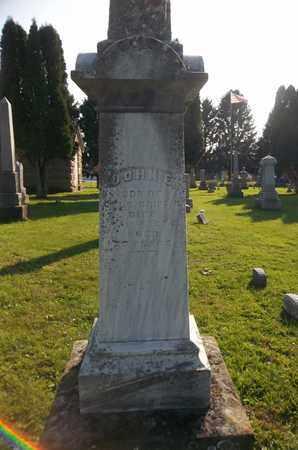 GRIFFIN, JOHN E. - Trumbull County, Ohio   JOHN E. GRIFFIN - Ohio Gravestone Photos