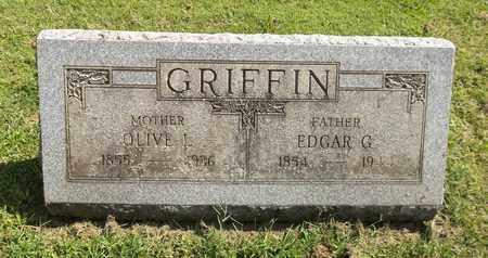 GRIFFIN, EDGAR G. - Trumbull County, Ohio | EDGAR G. GRIFFIN - Ohio Gravestone Photos
