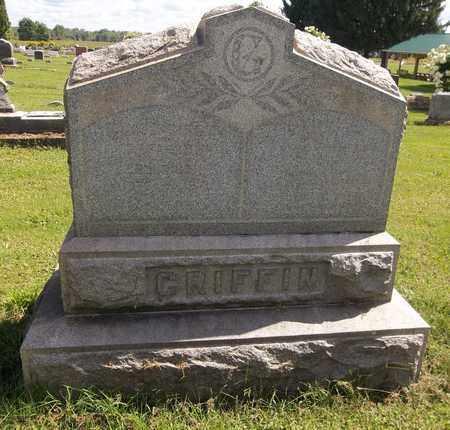 NOBLE GRIFFIN, ALMEIDA A. - Trumbull County, Ohio | ALMEIDA A. NOBLE GRIFFIN - Ohio Gravestone Photos
