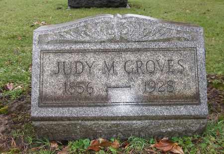 GROVES, JUDY MARGARET - Trumbull County, Ohio | JUDY MARGARET GROVES - Ohio Gravestone Photos