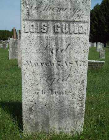 GUILD, LOIS - Trumbull County, Ohio | LOIS GUILD - Ohio Gravestone Photos