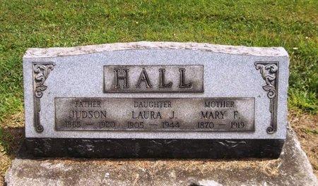 HALL, MARY F. - Trumbull County, Ohio | MARY F. HALL - Ohio Gravestone Photos