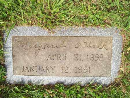 HALL, MARGARITE A. - Trumbull County, Ohio   MARGARITE A. HALL - Ohio Gravestone Photos