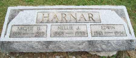 HARNAR, NELLIE J. - Trumbull County, Ohio | NELLIE J. HARNAR - Ohio Gravestone Photos