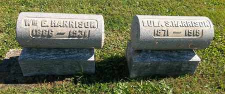 HARRISON, LULA S. - Trumbull County, Ohio | LULA S. HARRISON - Ohio Gravestone Photos