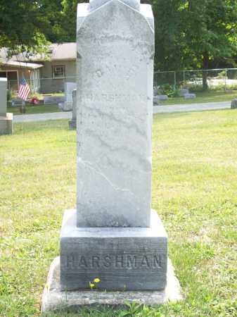 HARSHMAN, DAVID - Trumbull County, Ohio | DAVID HARSHMAN - Ohio Gravestone Photos