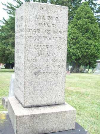 HAUGHTON, EMMET S. - Trumbull County, Ohio | EMMET S. HAUGHTON - Ohio Gravestone Photos