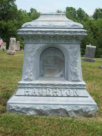 HAUGHTON, NANCY - Trumbull County, Ohio | NANCY HAUGHTON - Ohio Gravestone Photos