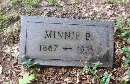 SHARP HAYES, MINNIE B. - Trumbull County, Ohio | MINNIE B. SHARP HAYES - Ohio Gravestone Photos