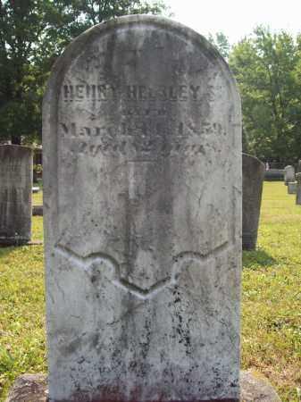 HELSLEY, HENRY, SR. - Trumbull County, Ohio | HENRY, SR. HELSLEY - Ohio Gravestone Photos