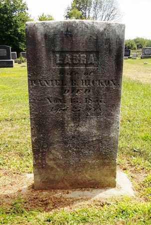 HICKOX, LAURA - Trumbull County, Ohio | LAURA HICKOX - Ohio Gravestone Photos