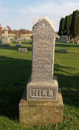 HILL, EDWARD - Trumbull County, Ohio | EDWARD HILL - Ohio Gravestone Photos