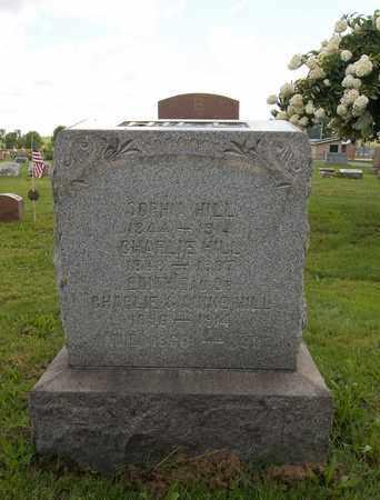 HILL, CHARLIE - Trumbull County, Ohio | CHARLIE HILL - Ohio Gravestone Photos