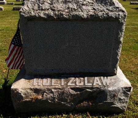 HOLTZCLAW, GEORGE W. - Trumbull County, Ohio | GEORGE W. HOLTZCLAW - Ohio Gravestone Photos
