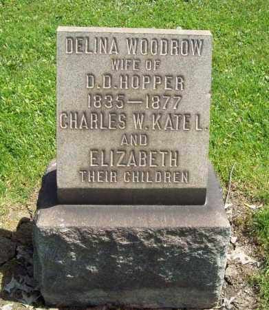 HOPPER, KATE L. - Trumbull County, Ohio | KATE L. HOPPER - Ohio Gravestone Photos