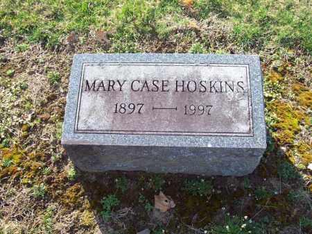 HOSKINS, MARY - Trumbull County, Ohio | MARY HOSKINS - Ohio Gravestone Photos
