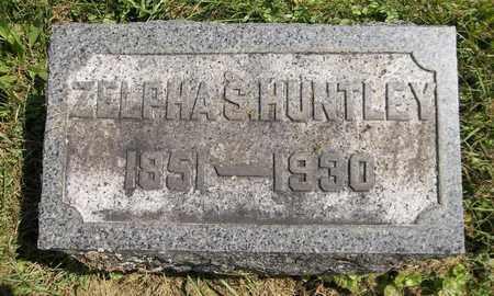 HUNTLEY, ZELPHA S. - Trumbull County, Ohio | ZELPHA S. HUNTLEY - Ohio Gravestone Photos