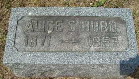 SNYDER HURD, ALICE - Trumbull County, Ohio | ALICE SNYDER HURD - Ohio Gravestone Photos
