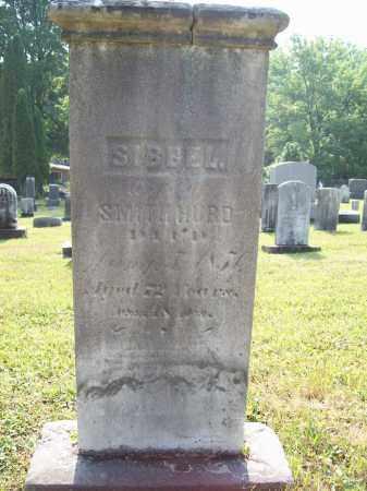 HURD, SIBBEL - Trumbull County, Ohio | SIBBEL HURD - Ohio Gravestone Photos