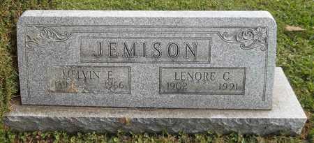 JEMISON, LENORE C. - Trumbull County, Ohio | LENORE C. JEMISON - Ohio Gravestone Photos