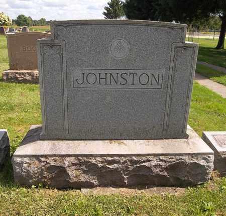 JOHNSTON, ETHEL - Trumbull County, Ohio   ETHEL JOHNSTON - Ohio Gravestone Photos