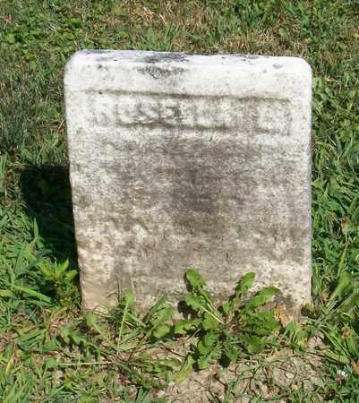 JONES, ROSELLA - Trumbull County, Ohio | ROSELLA JONES - Ohio Gravestone Photos