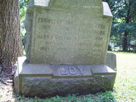 JOY, EBENEZER - Trumbull County, Ohio | EBENEZER JOY - Ohio Gravestone Photos