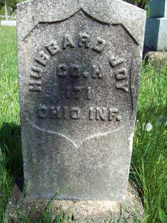 JOY, HUBBARD - Trumbull County, Ohio | HUBBARD JOY - Ohio Gravestone Photos