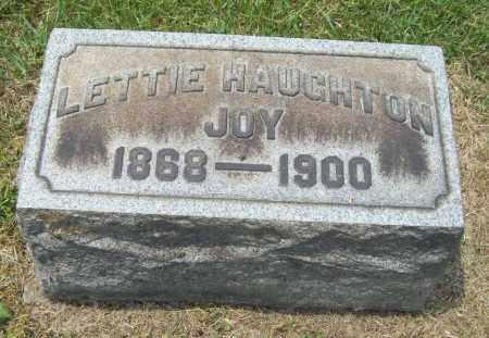 JOY, LETTIE - Trumbull County, Ohio   LETTIE JOY - Ohio Gravestone Photos