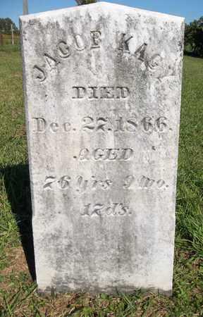 KAGY, JACOB - Trumbull County, Ohio | JACOB KAGY - Ohio Gravestone Photos