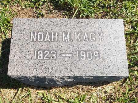 KAGY., NOAH M - Trumbull County, Ohio   NOAH M KAGY. - Ohio Gravestone Photos