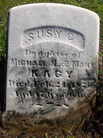 KAGY, SUSY C. - Trumbull County, Ohio | SUSY C. KAGY - Ohio Gravestone Photos