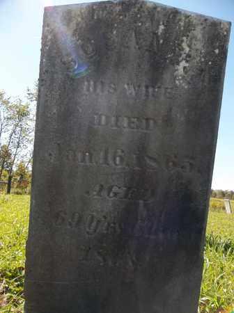 KAGY, SUSANNAH - Trumbull County, Ohio | SUSANNAH KAGY - Ohio Gravestone Photos