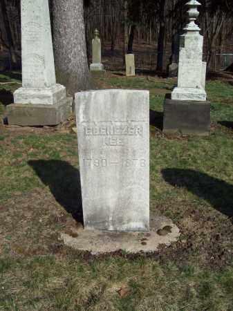 KEE, EBENEZER - Trumbull County, Ohio | EBENEZER KEE - Ohio Gravestone Photos