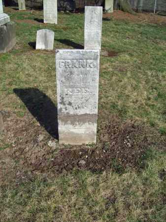 KEE, FRANK - Trumbull County, Ohio   FRANK KEE - Ohio Gravestone Photos