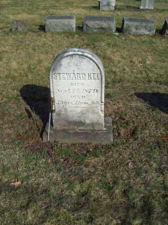 KEE, STEWARD - Trumbull County, Ohio | STEWARD KEE - Ohio Gravestone Photos