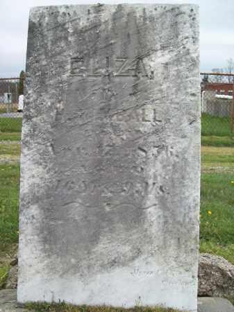 KIMBALL, ELIZA - Trumbull County, Ohio | ELIZA KIMBALL - Ohio Gravestone Photos