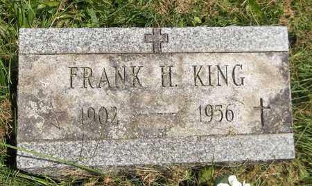 KING, FRANK H. - Trumbull County, Ohio   FRANK H. KING - Ohio Gravestone Photos