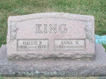 KING, ANNA M. - Trumbull County, Ohio | ANNA M. KING - Ohio Gravestone Photos