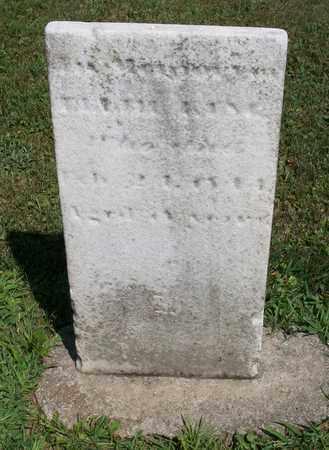 KING, KIM - Trumbull County, Ohio | KIM KING - Ohio Gravestone Photos
