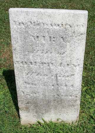 KING, MIRA - Trumbull County, Ohio | MIRA KING - Ohio Gravestone Photos