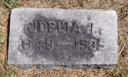 KINGSLEY, FIDELIA L. - Trumbull County, Ohio | FIDELIA L. KINGSLEY - Ohio Gravestone Photos