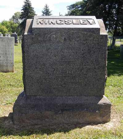 KINGSLEY, CAROLINE - Trumbull County, Ohio | CAROLINE KINGSLEY - Ohio Gravestone Photos