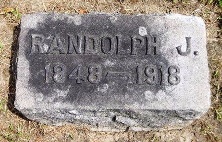 KINGSLEY, RANDOLPH J. - Trumbull County, Ohio | RANDOLPH J. KINGSLEY - Ohio Gravestone Photos