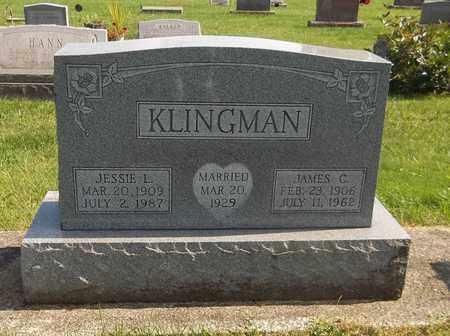 KLINGMAN, JESSIE L. - Trumbull County, Ohio   JESSIE L. KLINGMAN - Ohio Gravestone Photos