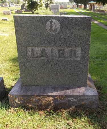 LAIRD, IDA K. - Trumbull County, Ohio   IDA K. LAIRD - Ohio Gravestone Photos
