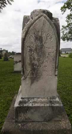 LEISY, MATILDA - Trumbull County, Ohio | MATILDA LEISY - Ohio Gravestone Photos